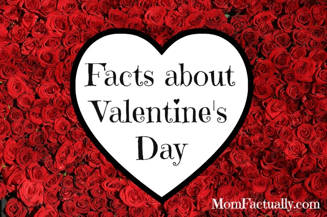 7 Fun Facts About Valentine S Day Mom Factually