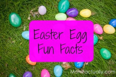 Easter egg fun facts mom factually for Easter egg fun facts
