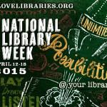 National Library Week ALA