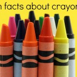 Fun facts about crayons