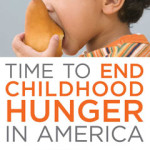Act now to help end childhood hunger